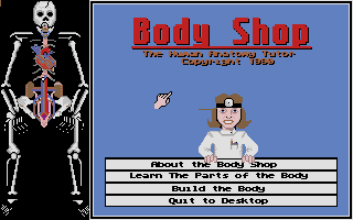 Thumbnail of other screenshot of Body Shop