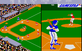 Screenshot of Championship Baseball