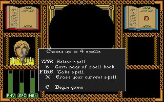 Screenshot of Wizard Warz