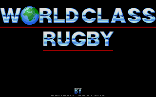 Thumbnail of other screenshot of World Class Rugby