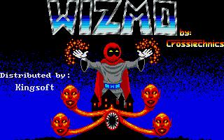 Screenshot of Wizmo