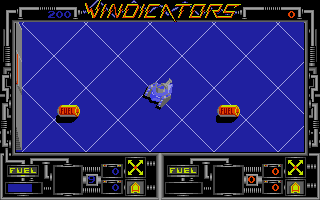 Thumbnail of other screenshot of Vindicators