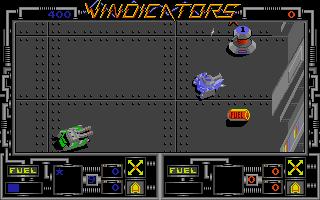 Screenshot of Vindicators