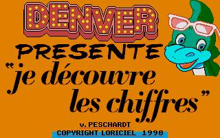 Thumbnail of other screenshot of Denver Présente Je Découvre Les Chiffres