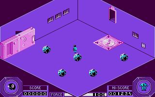 Screenshot of Mission
