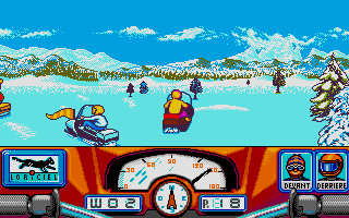 Screenshot of Harricana