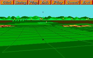 Screenshot of Greg Norman Ultimate Golf