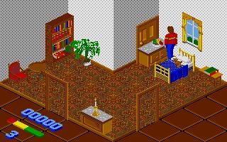 Screenshot of Raffles