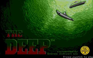 Screenshot of Deep, The