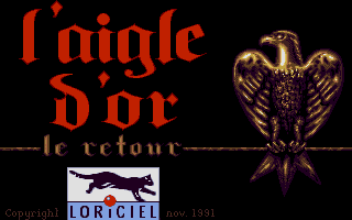 Screenshot of Aigle D'Or Le Retour, L'