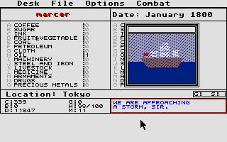 Screenshot of Taipan II
