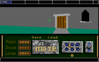 Thumbnail of other screenshot of Maze, The