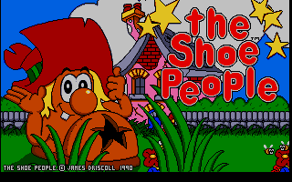 Screenshot of Shoe People, The