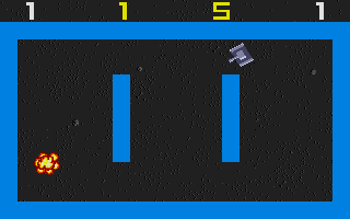 Thumbnail of other screenshot of Tank Battle