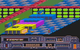 Screenshot of Transputor