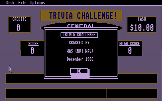 Thumbnail of other screenshot of Trivia Challenge