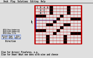 Thumbnail of other screenshot of CrosSTword