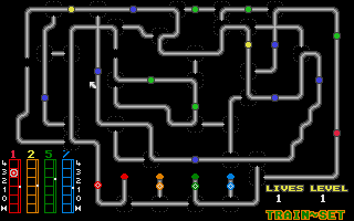 Thumbnail of other screenshot of Train-Set