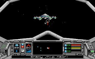 Screenshot of Skyfox II