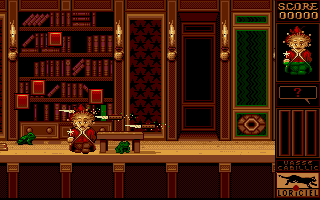 Screenshot of Magician, The