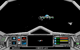 Screenshot of Skyfox II