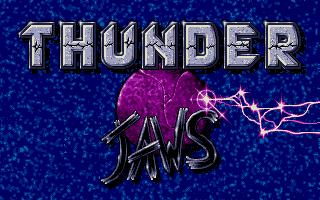 Screenshot of ThunderJaws
