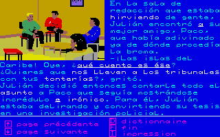 Thumbnail of other screenshot of Enigme a Madrid