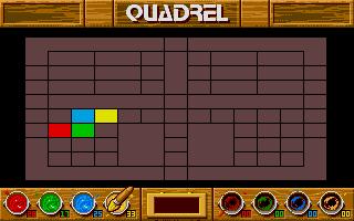 Screenshot of Quadrel