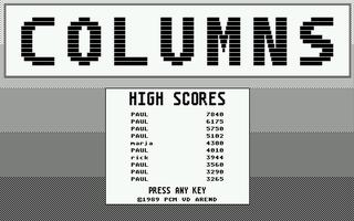 Thumbnail of other screenshot of Columns