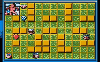 Screenshot of Bomb'X Extention 1 - Fan X