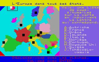 Screenshot of Objectif Europe