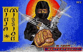 Thumbnail of other screenshot of Ninja Mission