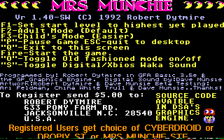 Thumbnail of other screenshot of Mrs Munchie