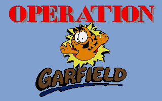 Thumbnail of other screenshot of Operation Garfield