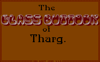 Thumbnail of other screenshot of Glass Buttock of Tharg, The