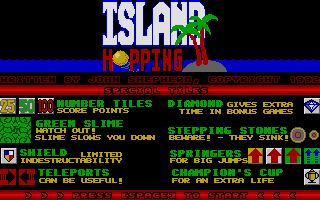 Thumbnail of other screenshot of Island Hopping