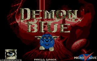 Thumbnail of other screenshot of Demon Blue