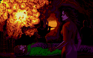 Thumbnail of other screenshot of Persian Gulf Inferno, The