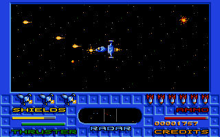 Screenshot of Star Breaker