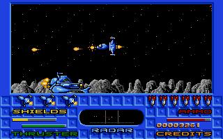 Screenshot of Star Breaker