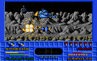 Thumbnail of other screenshot of Star Breaker