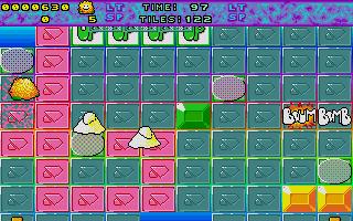 Thumbnail of other screenshot of Super Skweek