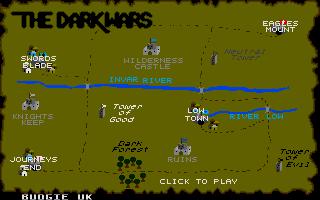 Screenshot of Dark Wars, The