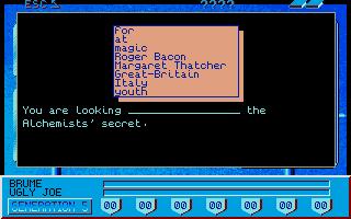 Thumbnail of other screenshot of Secret England - 6e/5e