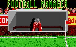 Screenshot of Football Manager