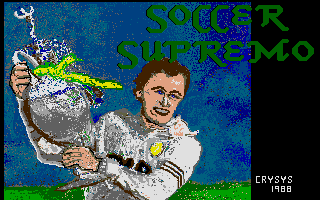 Thumbnail of other screenshot of Soccer Supremo