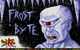 Screenshot of Frost Byte