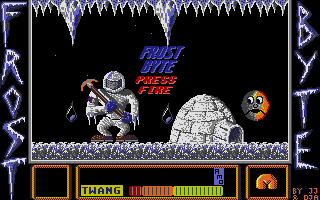 Thumbnail of other screenshot of Frost Byte