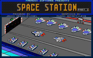 Thumbnail of other screenshot of Space Station