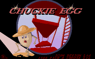 Thumbnail of other screenshot of Chuckie Egg